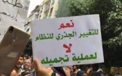 الثورة السلمية.. خريف النظام ربيع الجزائر