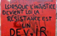 Et vive la Résistance…