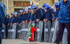 Le régime est toujours enfermé dans sa politique sécuritaire