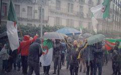 « Un peuple béni par la pluie se dresse face à un régime honni »