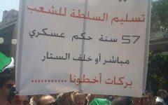ALGÉRIE : ENTRE LE POLITIQUE ET LE MILITAIRE