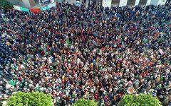 RÉVOLUTION POPULAIRE : LA MOBILISATION TOUJOURS INTACTE