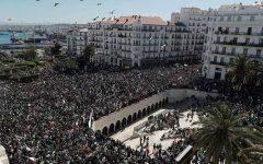 Hommage au Hirak du peuple algérien