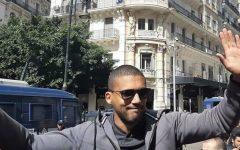 Pour Khaled Drareni, la liberté et l'avenir